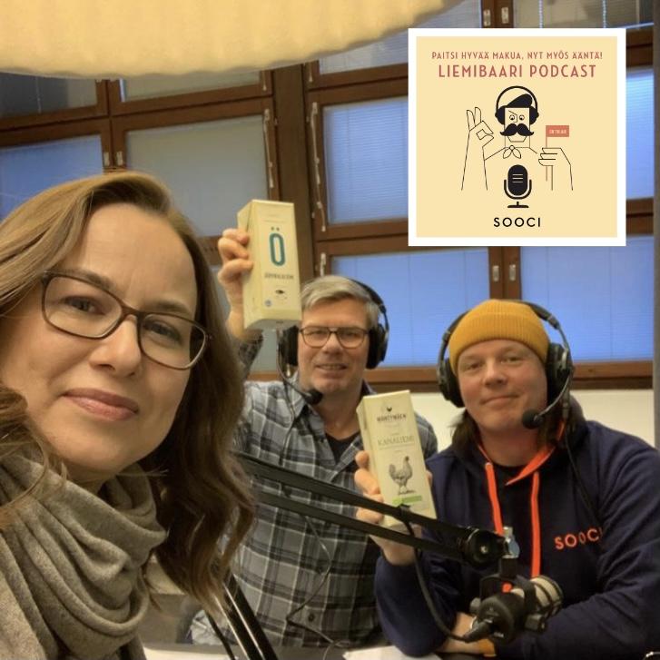 Podcast: Virva Lastosenmaa, Kiril Rainos ja Timo Melto